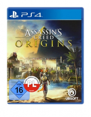 assassins creed origins gra ps4 niemiecka