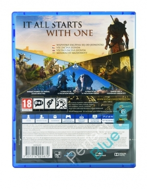 Gra PS4 Asassin's Creed Origins