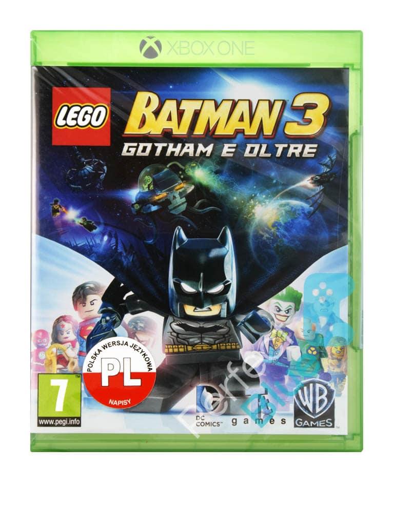 Gra Xbox One Lego Batman 3 Poza Gotham