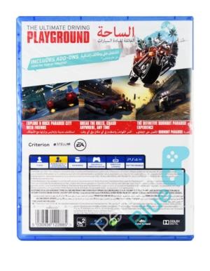 Gra PS4 Burnout Paradise Remastered