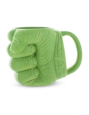 Gadżet Kubek Marvel Hulk Shaped Mug