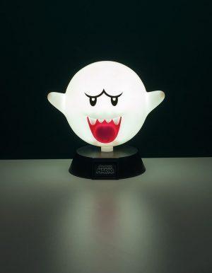 Gadżet Lampka Nintendo Super Mario - Boo 3D Light