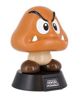Gadżet Lampka Nintendo Super Mario - Goomba 3D Light