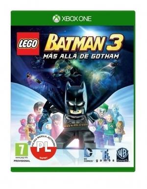 lego batman 3 poza gotham gra xbox one hiszpanska