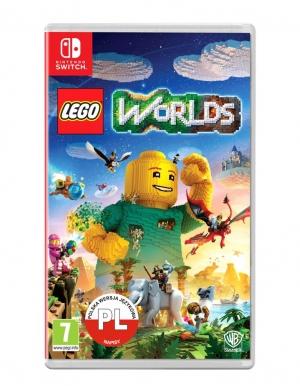 lego worlds gra nintendo switch