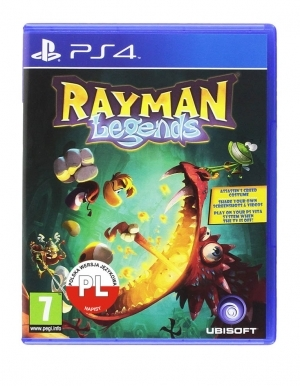 Rayman Legends Gra Ps4