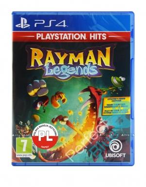 rayman legends playstation hits gra ps4 logo ang