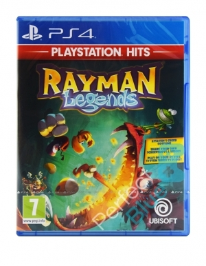Gra PS4 Rayman Legends