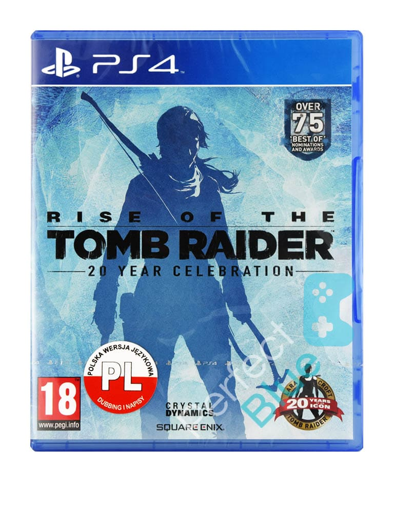 Gra PS4 Rise of the Tomb Raider PL