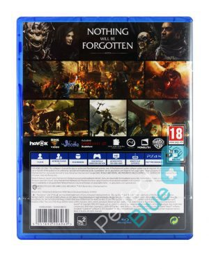 Gra PS4 Middle-Earth Shadow of War Śródziemie Cień Wojny PL