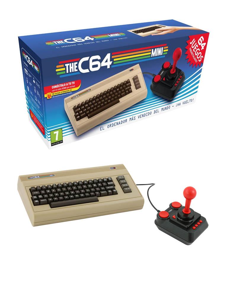 the c64 mini commodore mini computer 2
