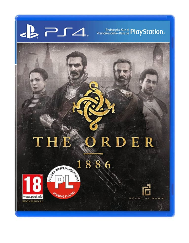 the order 1886 gra ps4 pl