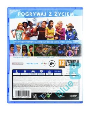 Gra PS4 Sims 4