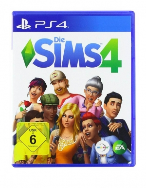 the sims 4 gra ps4 pl niemiecka