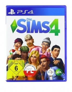 the sims 4 gra ps4 pl niemiecka pl