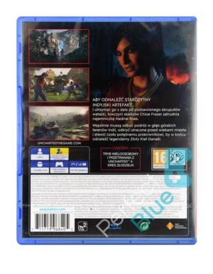 Gra PS4 Uncharted Zaginione Dziedzictwo / Lost Legacy