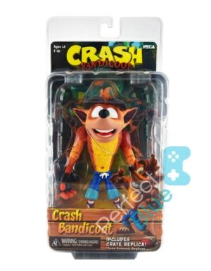 Figurka Crash Bandicoot 7inch Neca Articulate Figure