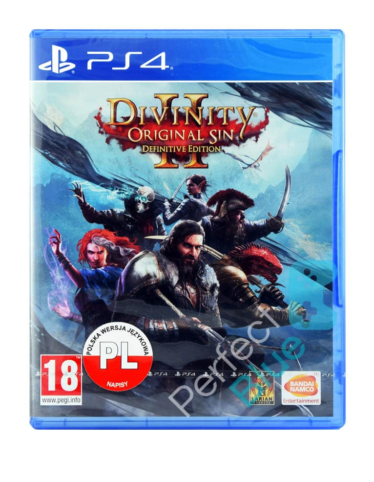 Gra PS4 Divinity Original Sin II Definitive Edition