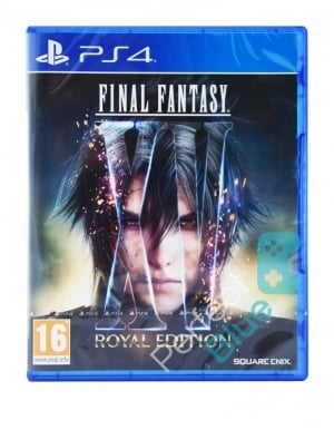 Gra PS4 Final Fantasy XV Royal Edition
