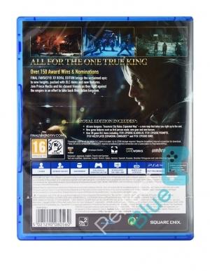 Gra PS4 Final Fantasy XV Royal Edition