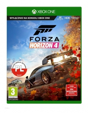forza horizon 4 gra xbox one