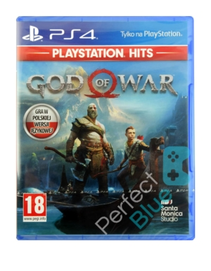 Gra PS4 God of War