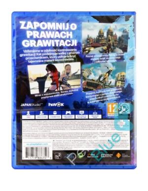 Gra PS4 Gravity Rush 2