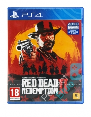 Gra PS4 Red Dead Redemption 2 / Edycja Standardowa