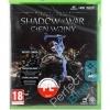 Shadow Of War Cien Wojny Polska Gra Xbox One Przod Logo