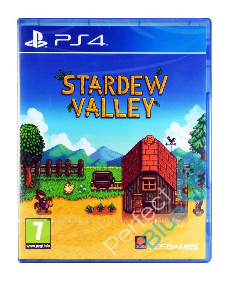 Gra PS4 Stardew Valley