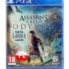 Assassins Creed Odyssey 063889 Inna Gra Ps4 Przod Logo