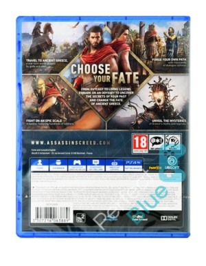 Gra PS4 Assassin's Creed Odyssey PL