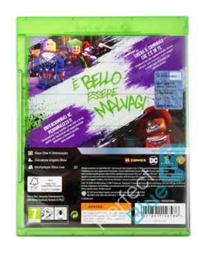 Gra Xbox One LEGO DC Super Villains / Super Złoczyńcy / Dubbing PL