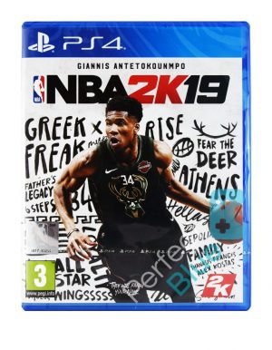 Gra PS4 NBA 2K19