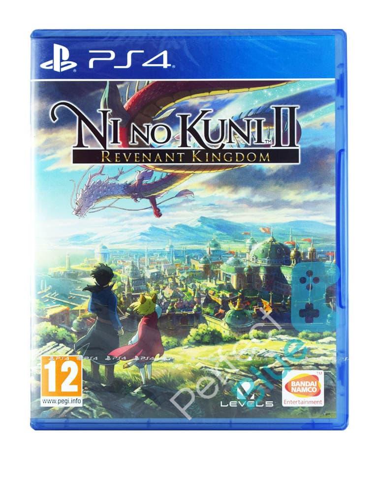 Gra PS4 Ni No Kuni II 2