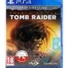 shadow of the tomb raider croft edition gra ps4 przod pl logo