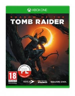 shadow of the tomb raider gra xbox one