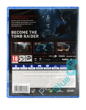 Gra PS4 Shadow of the Tomb Raider Edycja Standardowa