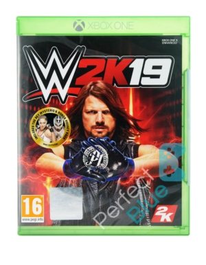 Gra Xbox One WWE 2K19 / W2K19