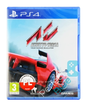 Gra PS4 Assetto Corsa Your Racing Simulator