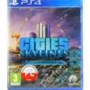 Gra PS4 Cities Skylines PL
