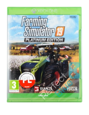 Gra Xbox One Symulator Farmy / Farming Simulator 19 Platinum Edition