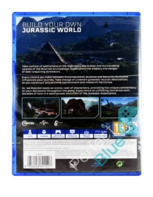 Gra PS4 Jurassic World Evolution