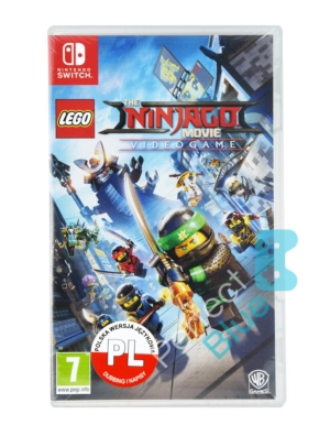 Gra Nintendo Switch Lego The Ninjago Movie Videogame