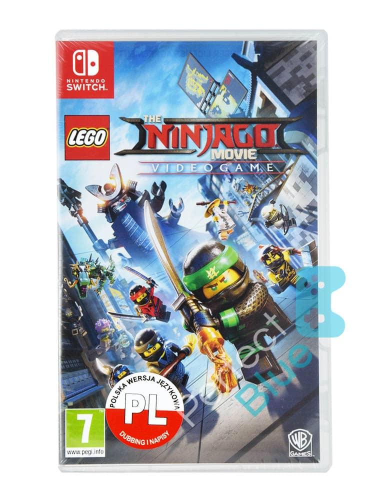 Gra Nintendo Switch Lego The Ninjago Movie Videogame
