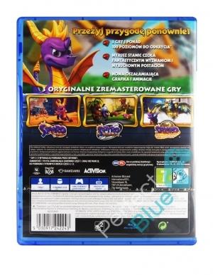 Gra PS4 Spyro Reignited Trilogy PL