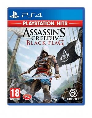 assassins creed black flag iv 4 gra ps4 playstation hits