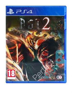 Gra PS4 Attack on Titan 2 A.O.T. 2