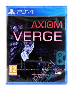 Gra PS4 Axiom Verge