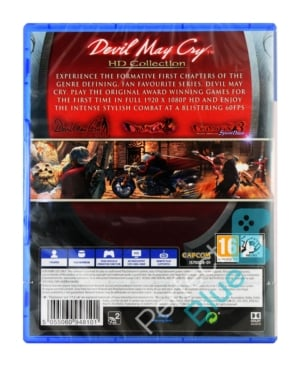 Gra PS4 DmC Devil May Cry HD Collection